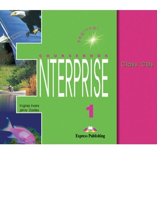 Enterprise 1. Class Audio CDs