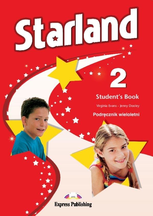 Starland 2. Student's Book (Podręcznik wieloletni)