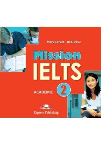 Mission IELTS 2. Class Audio CDs (set of 2)