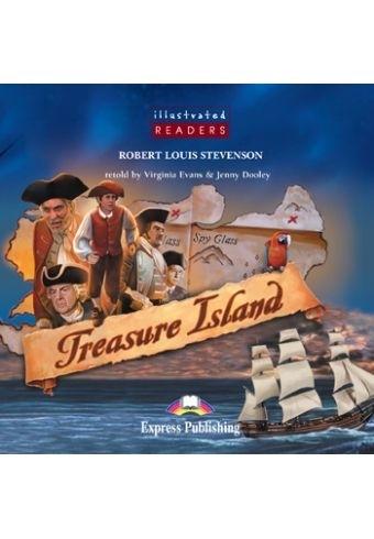 Treasure Island. Audio CD