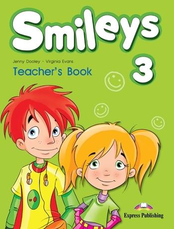 Smileys 3. Teacher's Book + Posters (edycja międzynarodowa)