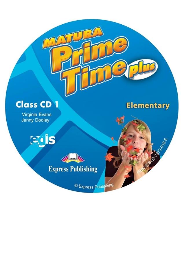Matura Prime Time Elementary. Class & Workbook Audio CDs (set of 3)