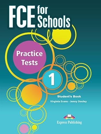 FCE for Schools 1 Practice Tests. Student's Book + kod DigiBook