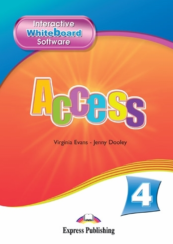 Access 4. Interactive Whiteboard Software (edycja polska)