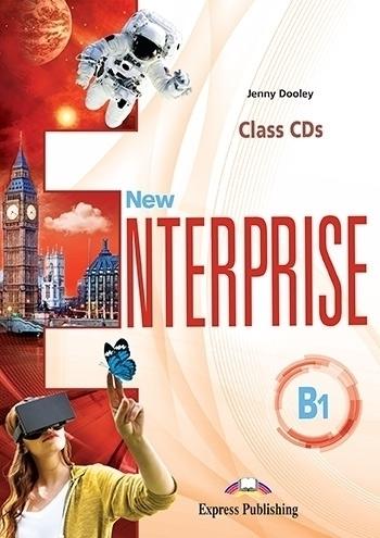 New Enterprise B1 Class Audio CDs (edycja międzynarodowa)