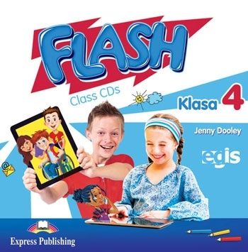 Flash Klasa 4. Class Audio CDs