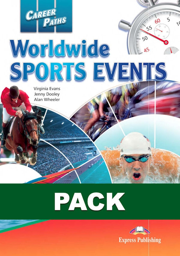 Worldwide Sports Events. Podręcznik papierowy + podręcznik cyfrowy DigiBook (kod)