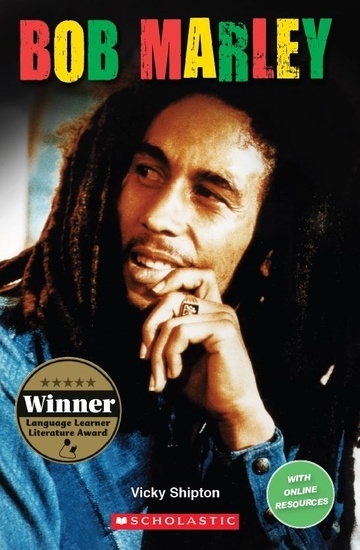 Bob Marley. Reader + Audio CD