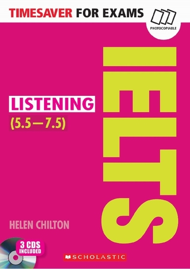 Timesaver for Exams: IELTS Listening (5.5-7.5). Książka + CDs