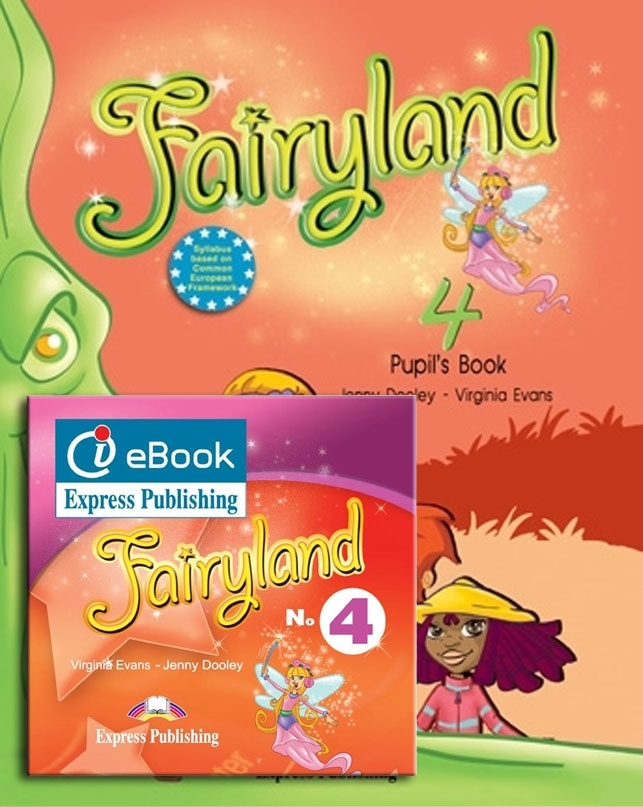 Fairyland 4. Pupil's Pack (Pupil's Book + interactive eBook)