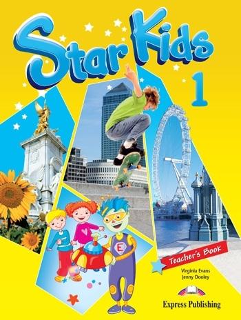 Star Kids 1. Teacher's Book (interleaved) + Posters