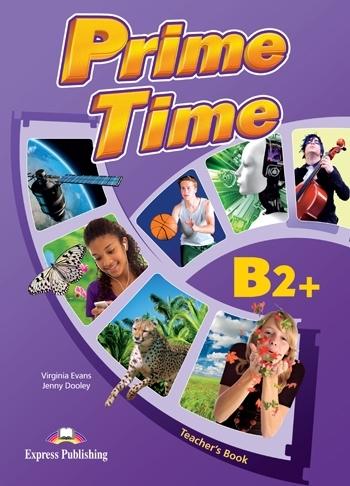 Prime Time B2+. Teacher's Book (interleaved)