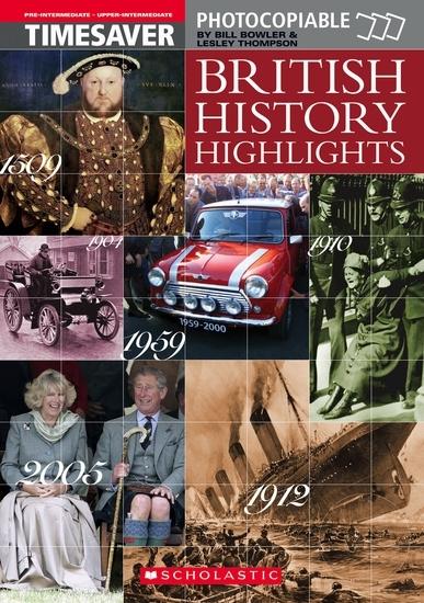English Timesavers: British History Highlights