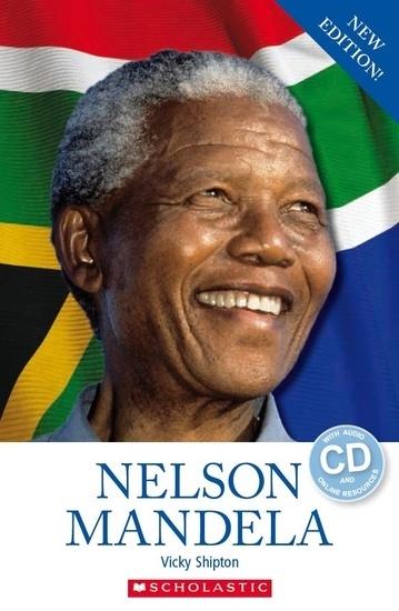Nelson Mandela. Reader + Audio CD