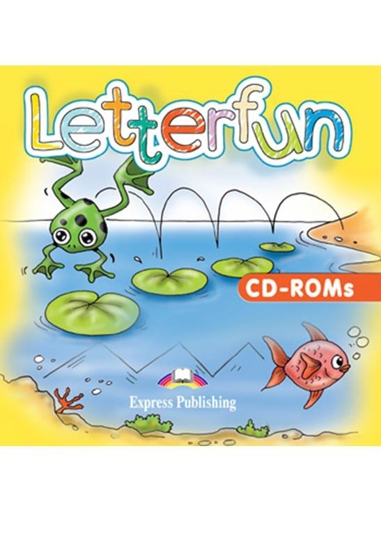 Letterfun. CD-ROMs (set of 2)