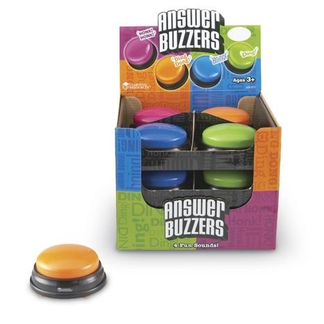 Answer Buzzers (zestaw 12 dzwonków-przycisków)
