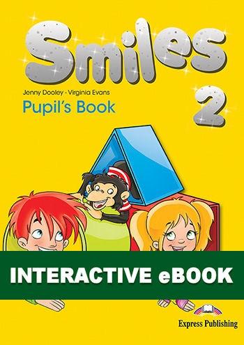 Smiles 2. Podręcznik cyfrowy Interactive eBook (kod)