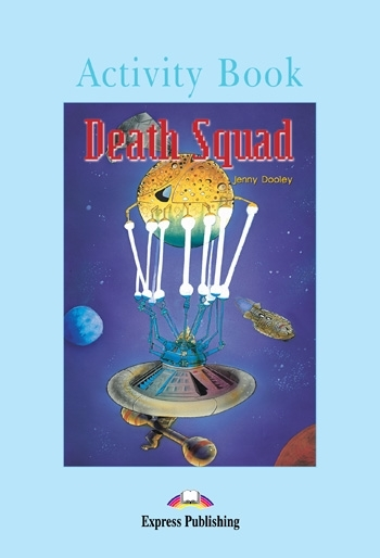 Death Squad. Activity Book