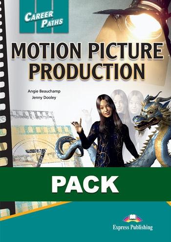 Motion Picture Production. Podręcznik papierowy + podręcznik cyfrowy DigiBook (kod)