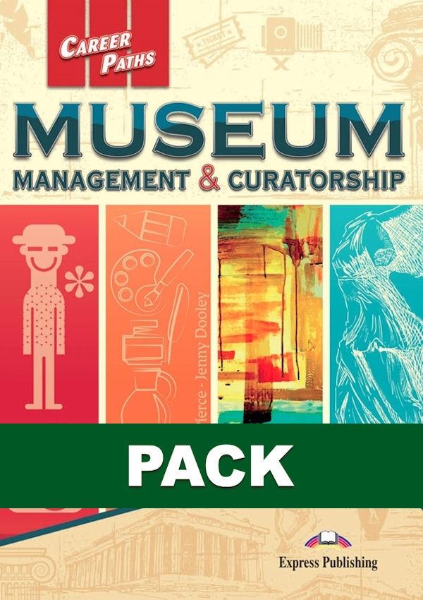 Museum: Management & Curatorship. Student's Book + kod DigiBook