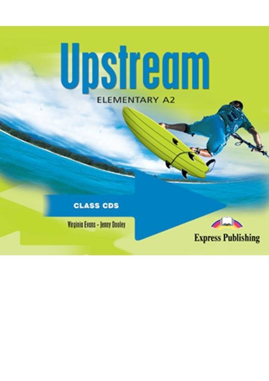 Upstream Elementary A2. Class Audio CDs (set of 3)