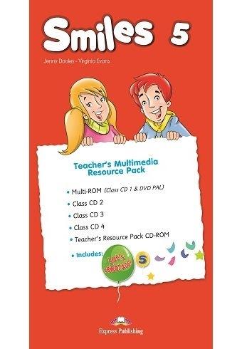 Smiles 5. Teacher's Multimedia Resource Pack