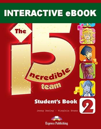 The Incredible 5 Team 2. Podręcznik cyfrowy Interactive eBook (kod)