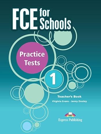 FCE for Schools 1 Practice Tests. Teacher's Book + kod DigiBook