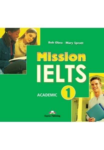 Mission IELTS 1. Class Audio CDs (set of 2)