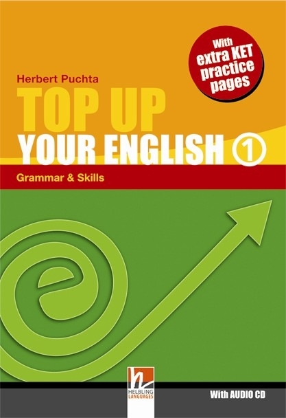 TOP UP Your English! 1 (książka + Audio CD)