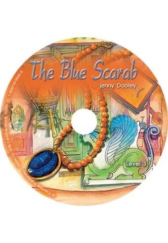 The Blue Scarab. Audio CD