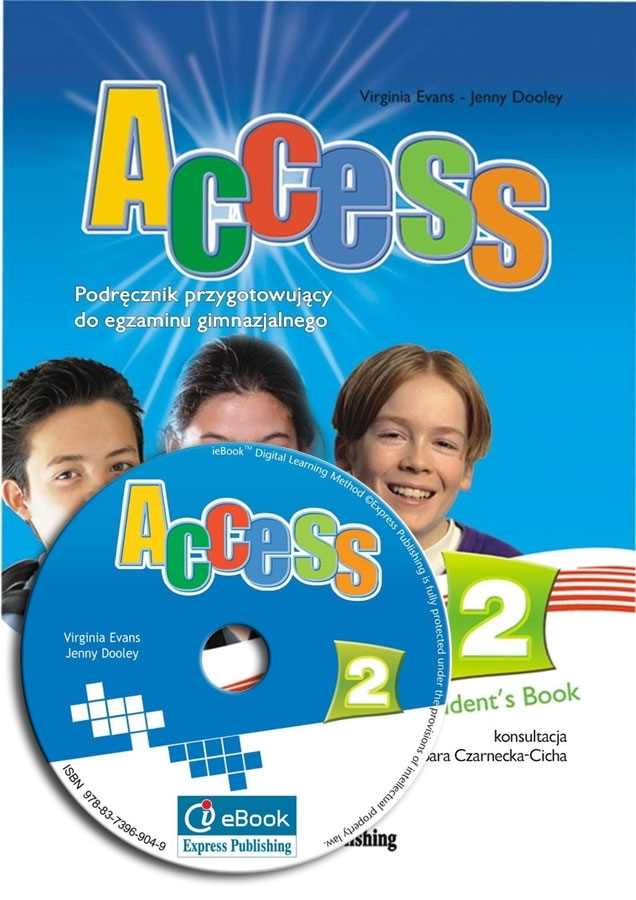 Access 2. Student's Pack (Student's Book niewieloletni + interactive eBook)