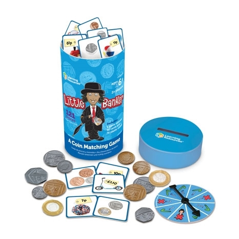 Little Banker Coin Matching Game