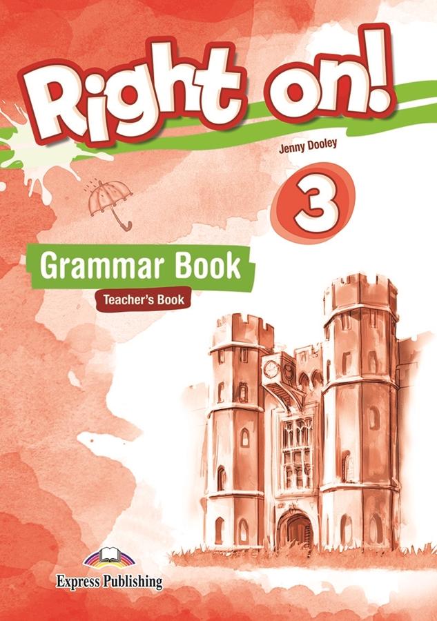 Right on! 3 Grammar Teacher's (Gramatyka - wersja dla nauczyciela) + kod DigiBook