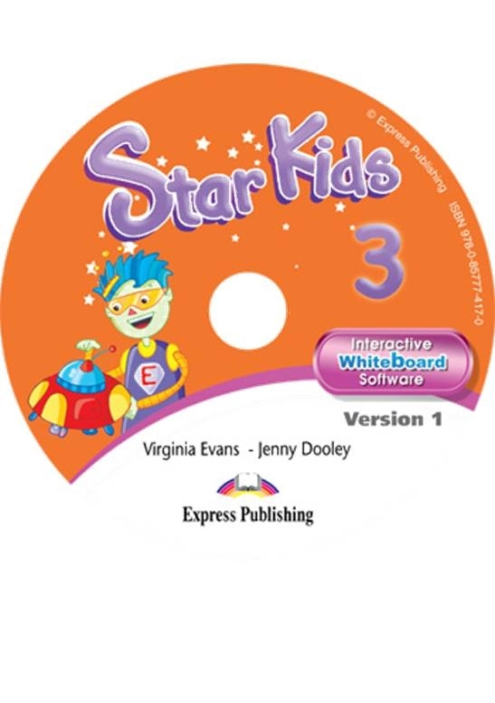Star Kids 3. Interactive Whiteboard Software