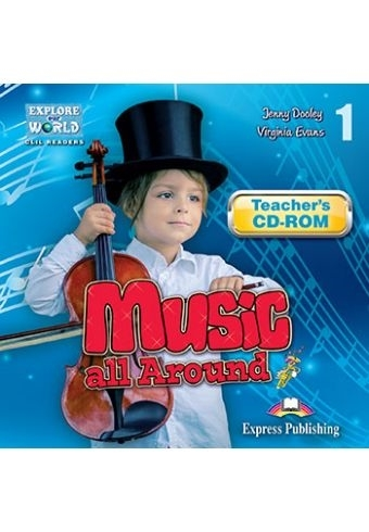 Music all Around. Teacher's CD-ROM