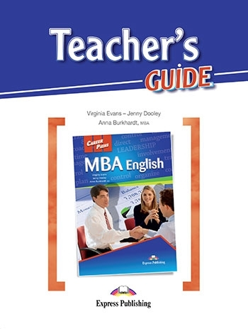 MBA English. Teacher's Guide