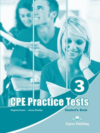 CPE Practice Tests 3. Student's Book + kod DigiBook