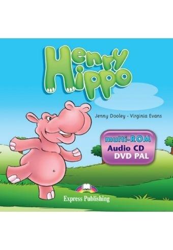 Henry Hippo. Multi-ROM