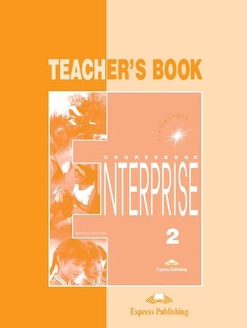 Enterprise 2. Teacher's Book