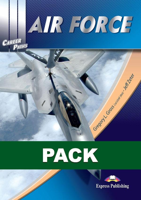 Air Force. Podręcznik papierowy + podręcznik cyfrowy DigiBook (kod)