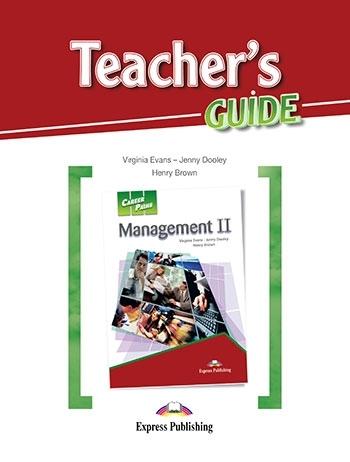 Management II. Teacher's Guide