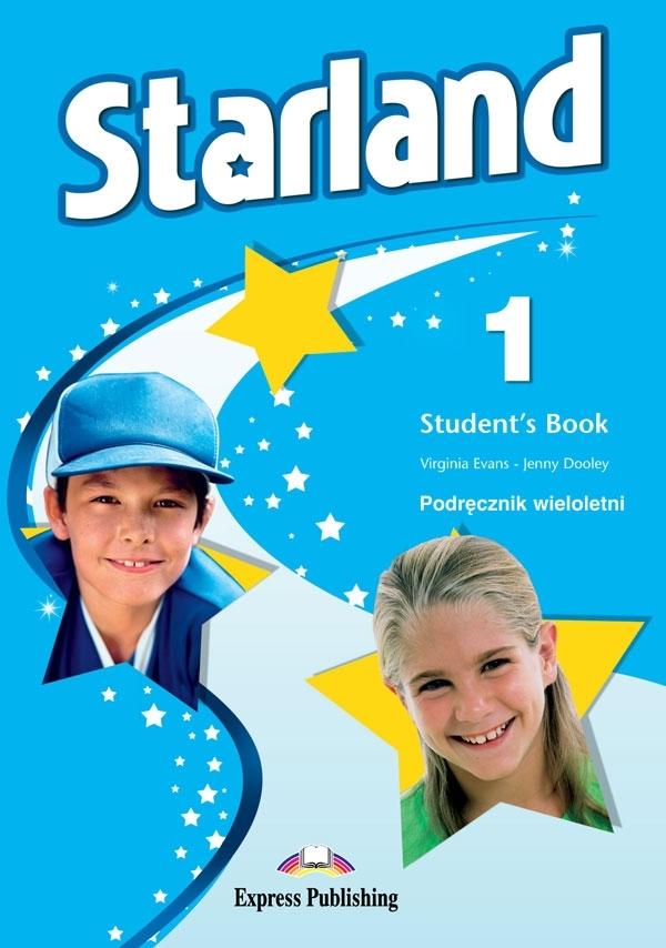Starland 1. Student's Book (Podręcznik wieloletni)