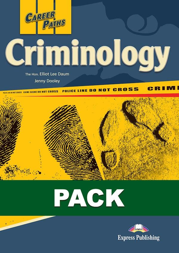 Criminology. Podręcznik papierowy + podręcznik cyfrowy DigiBook (kod)