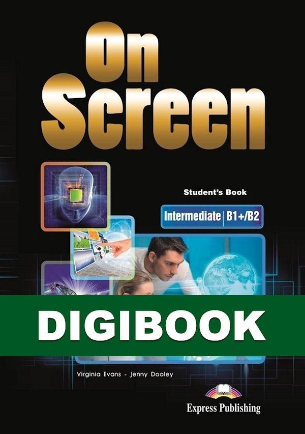 On Screen Inter. (B1+/B2). Podręcznik cyfrowy DigiBook (kod)