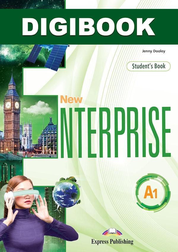 New Enterprise A1. Podręcznik cyfrowy DigiBook (kod)