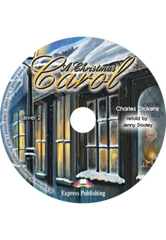 A Christmas Carol. Audio CD