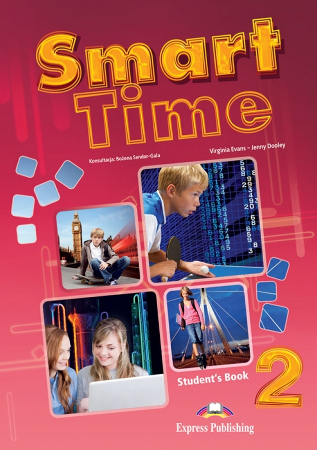 Smart Time 2. Student's Pack (Student's Book niewieloletni + interactive eBook)