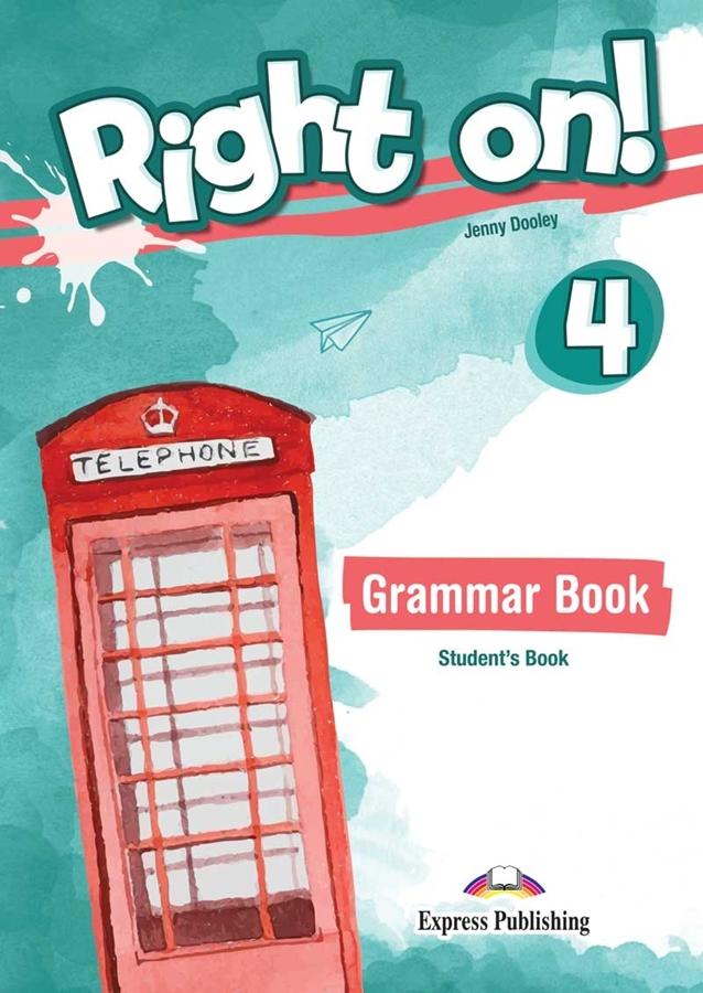 Right on! 4 Grammar Student's (Gramatyka - wersja dla ucznia) + kod DigiBook