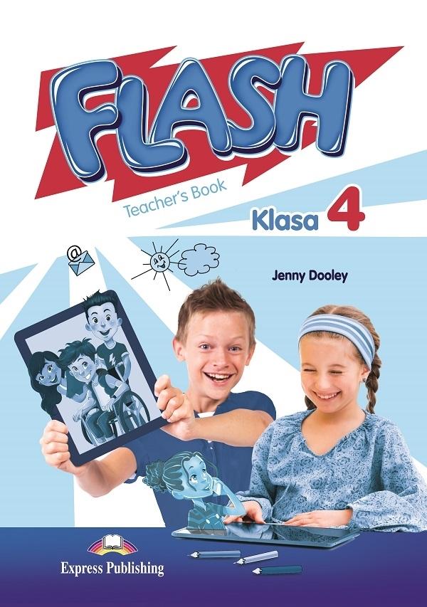 Flash Klasa 4. Teacher's Book